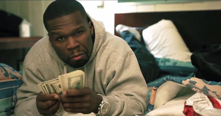 Descubra como 50 Cent se tornou rico novamente após declarar falência