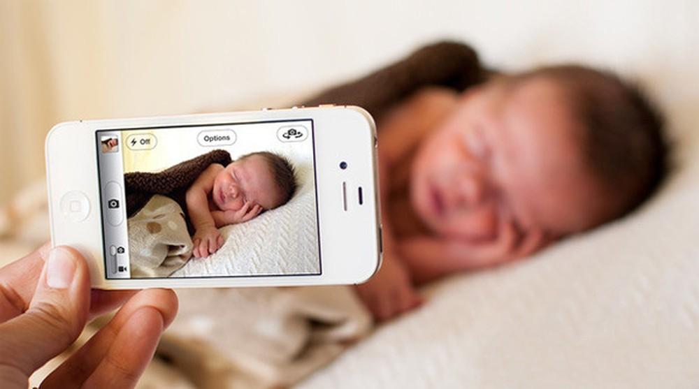 Entenda porque é perigoso publicar fotos do seu filho na internet