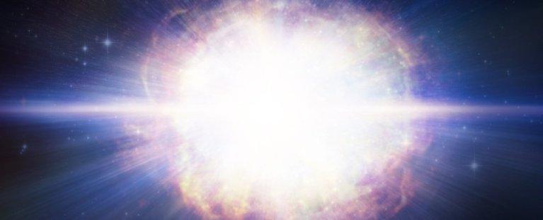 Astrônomos detectaram a explosão estelar mais poderosa já vista