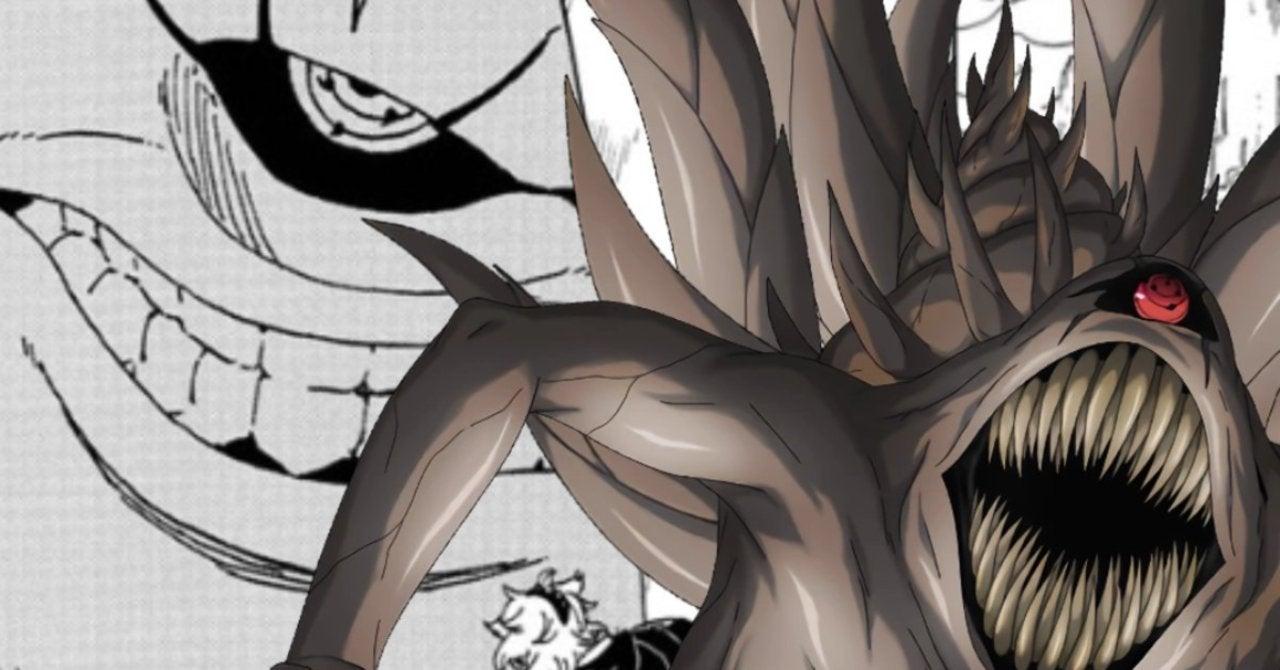 Boruto revela novos detalhes sobre a Dez Caudas
