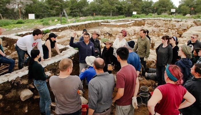 Estudiosos podem ter encontrado uma cidade bíblica de 3 mil anos