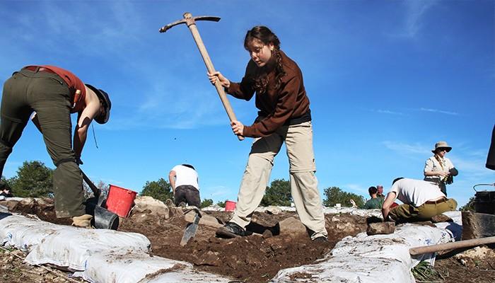 Esses estudantes podem ter encontrado cidade bíblica de 3 mil anos em Israel