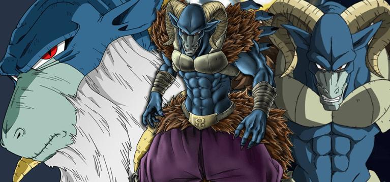 Ilustrador de Dragon Ball Super revela segredos por trás do visual de Moro