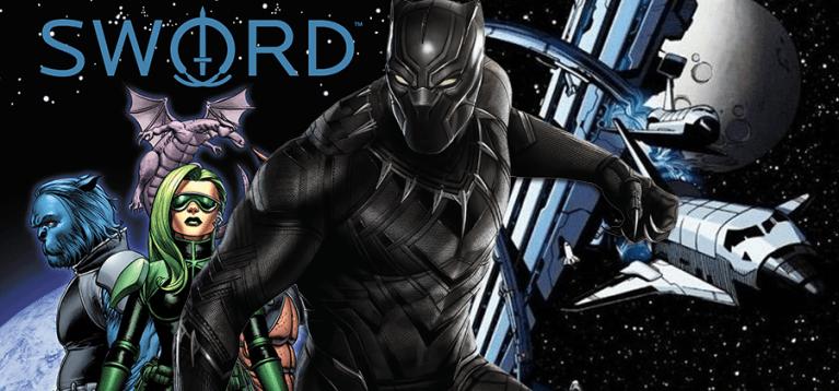 Pantera Negra pode ser o líder da SWORD no MCU