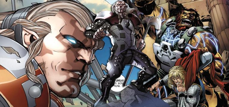 Como a Marvel substituiu o Thor por um novo Deus do Trovão
