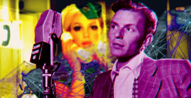 Inteligência artificial faz Frank Sinatra cantar 'Toxic' de Britney Spears
