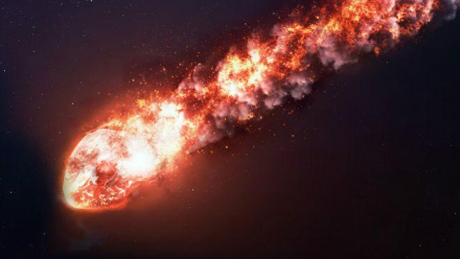 Grande explosão de meteoro é vista em várias cidades brasileiras
