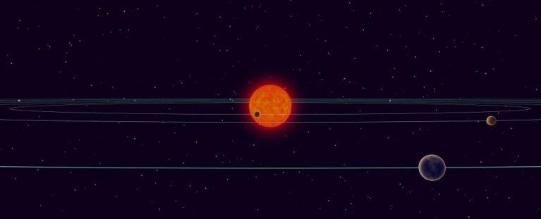 Astrônomos acharam mais uma nova semelhança desse outro sistema solar com o nosso