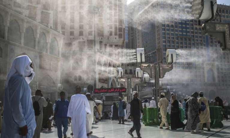 Em 2070, bilhões de pessoas viverão em um calor insuportável