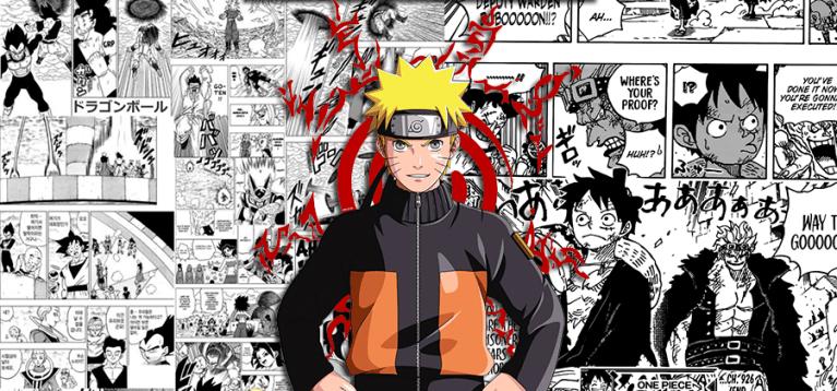 7 mangás e animes que mais influenciaram Naruto