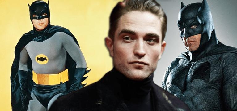 Robert Pattinson fala sobre o legado do Batman