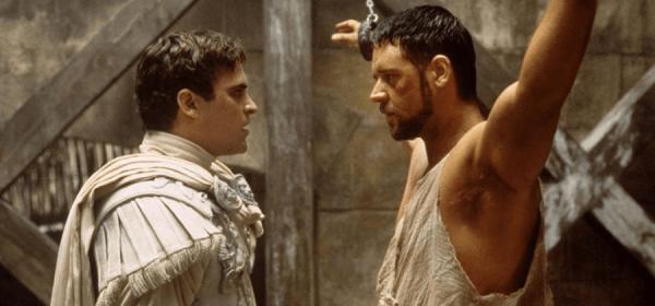 Senhor Dos Aneis Filmes Gladiador 600x280, Fatos Desconhecidos