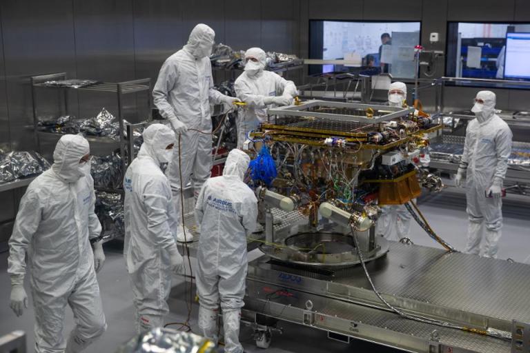 A NASA vai usar Inteligência Artificial para encontrar vida em Marte