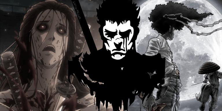 7 animes que todo fã de Berserk deveria assistir