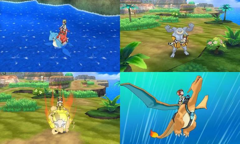 Pokémon Sun E Moon, Fatos Desconhecidos