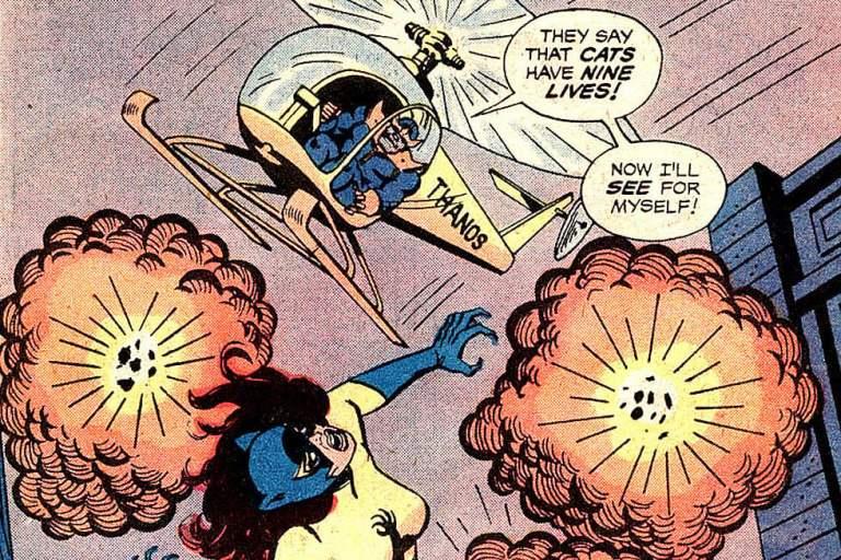 7 veículos bizarros que os super-heróis já usaram nos quadrinhos