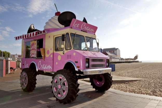 10 food trucks mais insanos do mundo