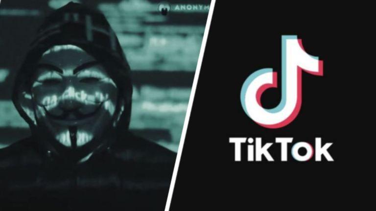 Por que o Anonymous está pedindo para as pessoas deletarem o TikTok?
