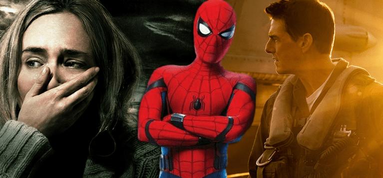 Homem-Aranha 3, Um Lugar Silencioso 2 e outros filmes adiados para 2021