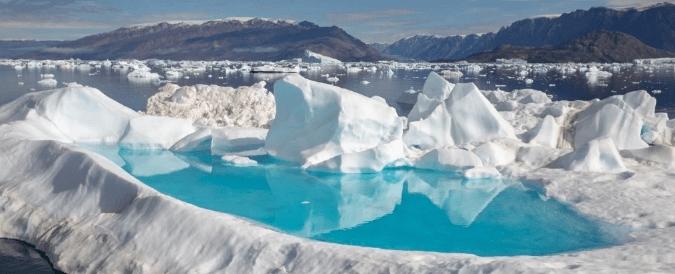 O gelo do mar Ártico pode acabar em 15 anos