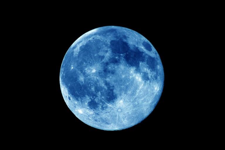 O Halloween desse ano terá lua azul