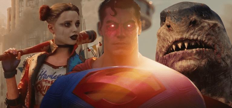 O que aprendemos com o trailer de Esquadrão Suicida: Mate a Liga da Justiça