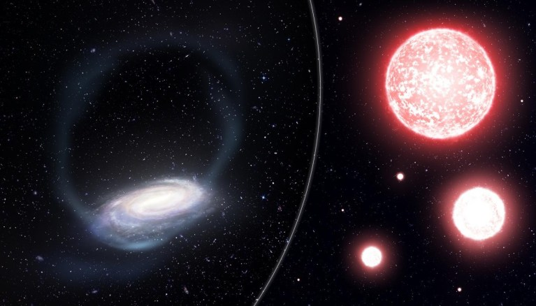 Raro tipo de aglomerado de estrelas é descoberto por astrônomos na Via Láctea