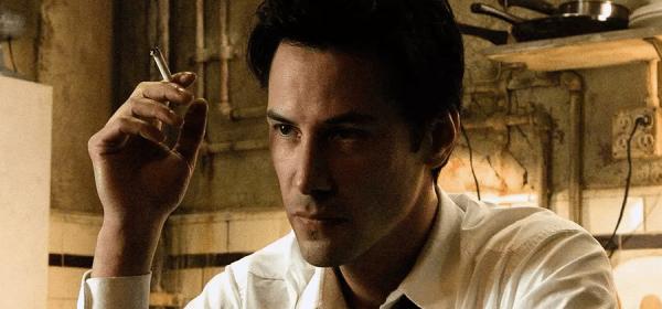 Flash Filme Personagens Constantine 600x280, Fatos Desconhecidos