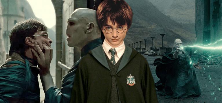 O que teria acontecido se Harry Potter tivesse ido para a Sonserina?
