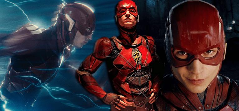 Flash ganhará novo uniforme em filme solo