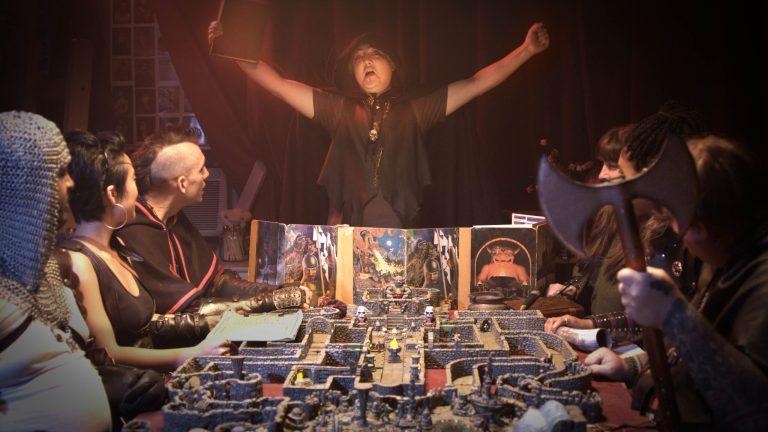 Descubra como participar do maior jogo de D&D do mundo