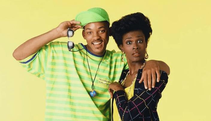 Depois de 27 anos Will Smith e a primeira Tia Vivian fazem as pazes