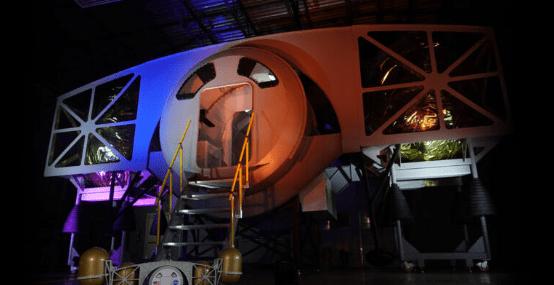 Vídeo mostra interior de módulo lunar proposto por contratante da NASA