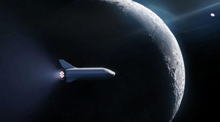 NASA descobriu uma forma mais rápida e barata de se chegar na lua