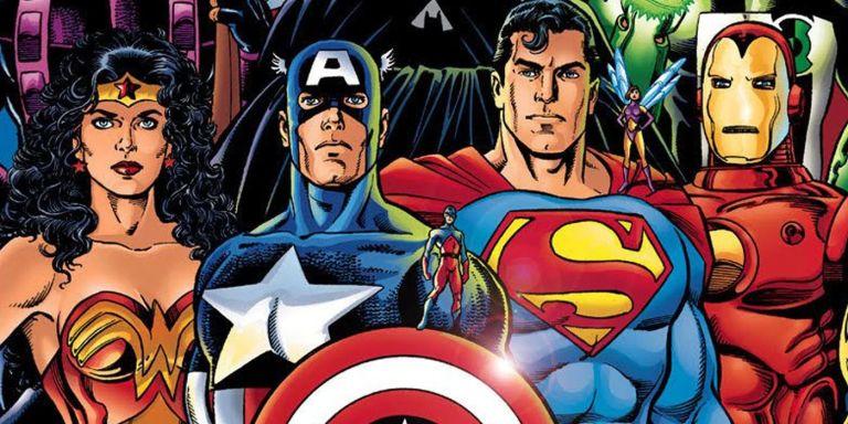 O único super-herói que já esteve nos Vingadores e na Liga da Justiça