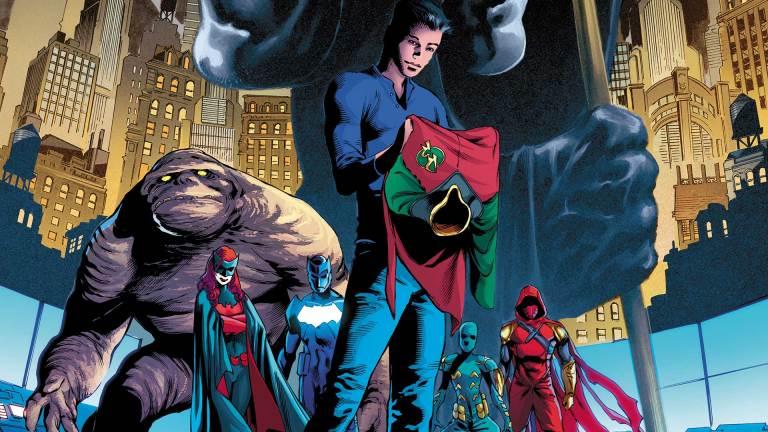 Tim Drake adota outro codinome de super-herói
