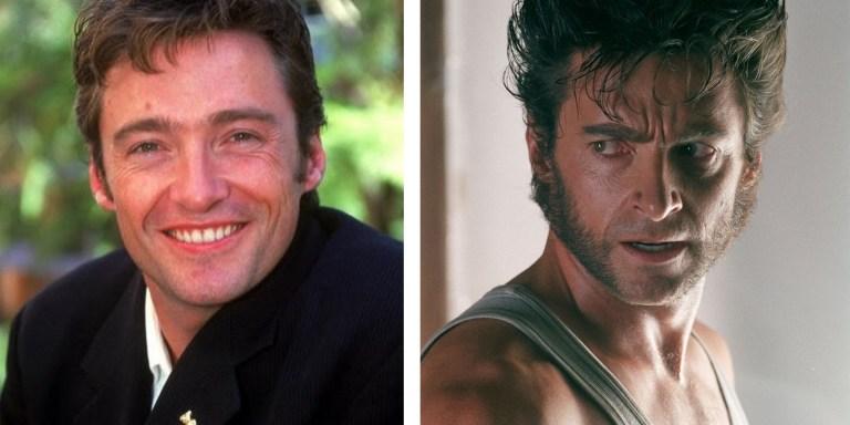 Antes e Depois: Veja os atores que viveram super-heróis no cinema
