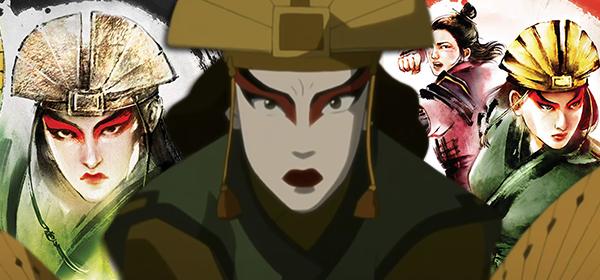 Livros sobre Kyoshi apresentam revelações sobre o universo de Avatar