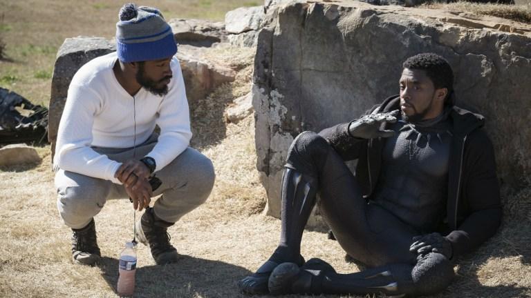 Como Chadwick Boseman foi escolhido para ser o Pantera Negra?