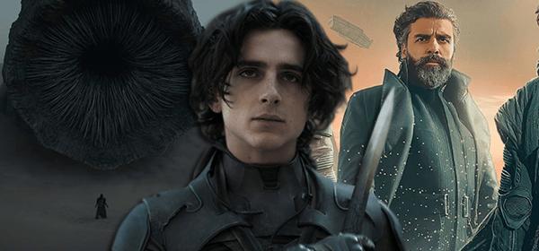 Primeiro trailer de Duna é liberado e promete reformular a ficção científica