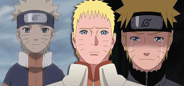 Por que Naruto enfraqueceu ao se tornar adulto?
