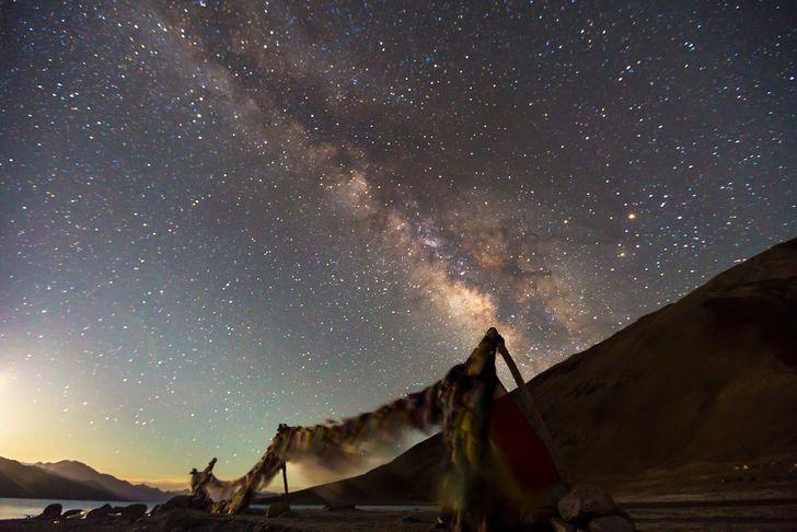 8 fotos encantadoras que te farão valorizar o céu estrelado