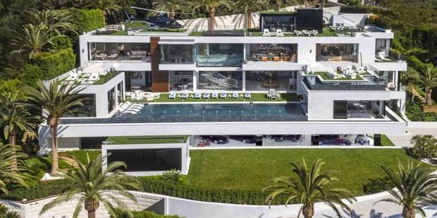6 casas de famosos que todos adorariam morar