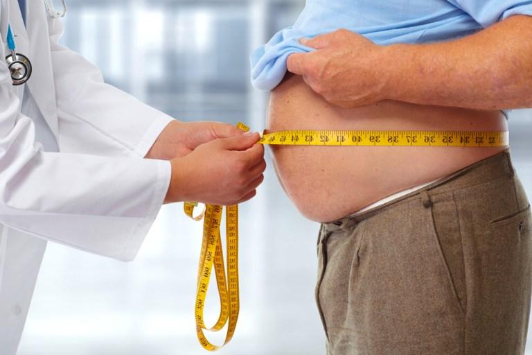 O número de obesos mais que dobrou no Brasil de 2003 para 2019