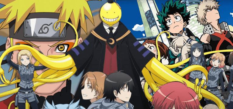 10 melhores arcos de treinamento dos animes
