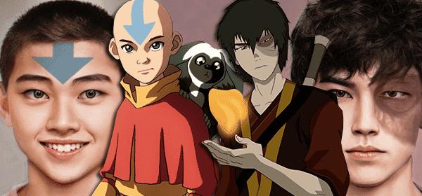 Artista imagina personagens de Avatar em live-action