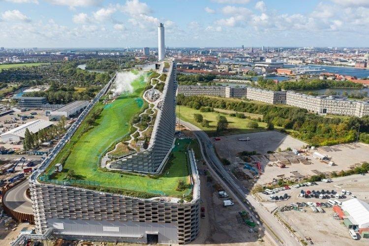 CopenHill, a usina mais sustentável do mundo