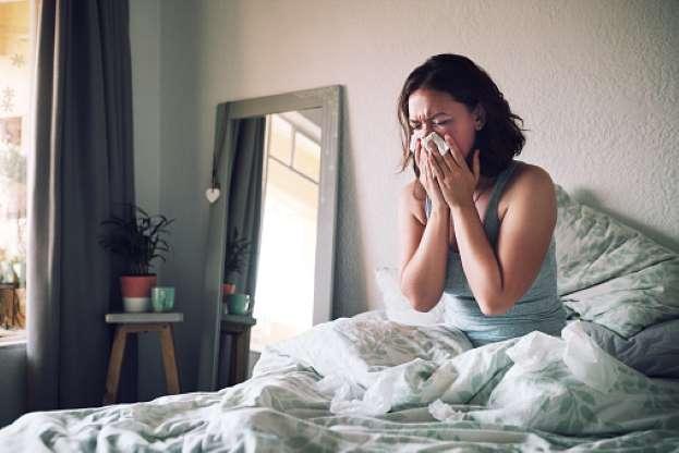É possível ter gripe e COVID-19 ao mesmo tempo?