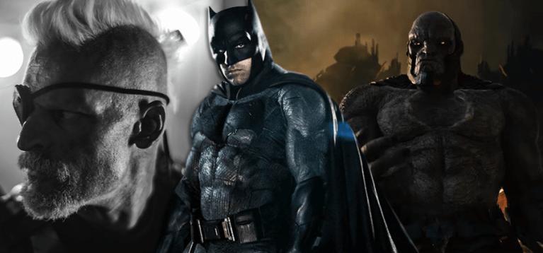 7 novos detalhes sobre a Liga da Justiça de Zack Snyder