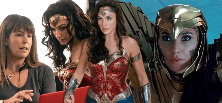 Warner Bros. fala sobre lançar Mulher-Maravilha 1984 por streaming
